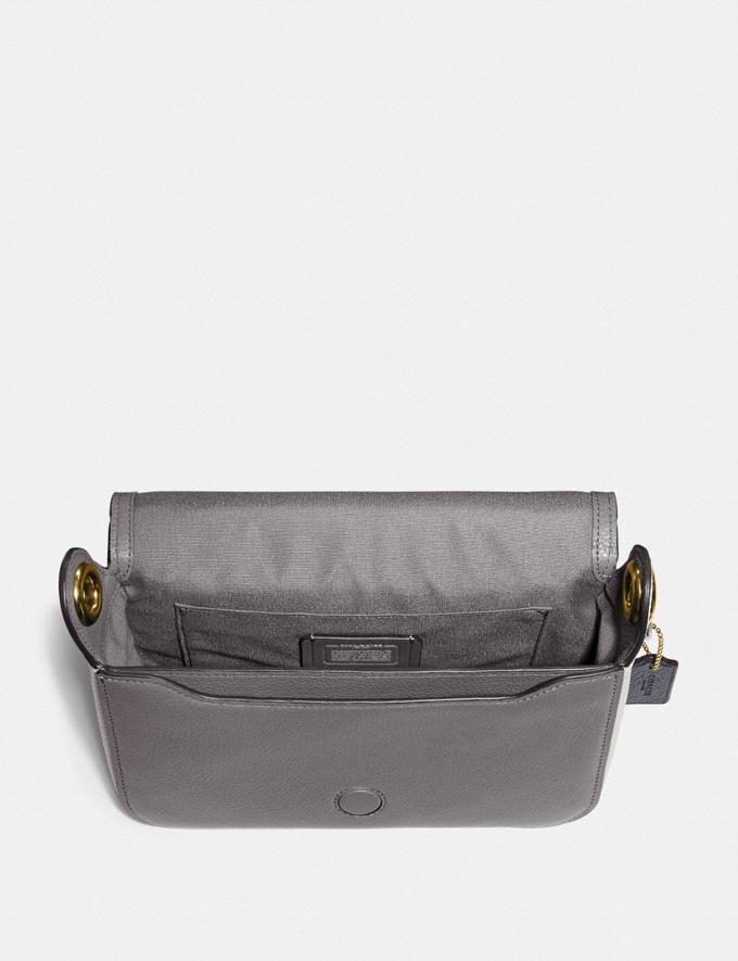 Coach Small Jes Messenger in Colorblock Im/Heather Grey Chalk Multi Explore Bags Bags Crossbody Bags Alternate View 2