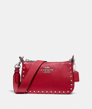 JES CROSSBODY WITH RIVETS
