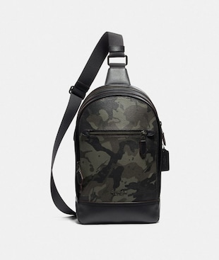 GRAHAM PACK WITH CAMO PRINT
