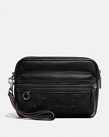 TERRAIN POUCH WITH COACH SCRIPT