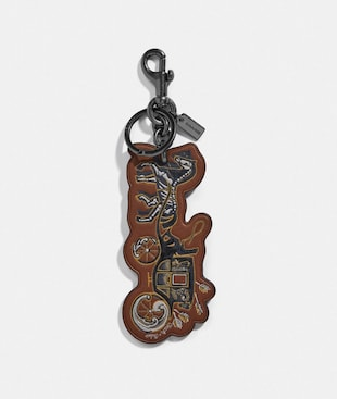 CHELSEA HORSE AND CARRIAGE BAG CHARM