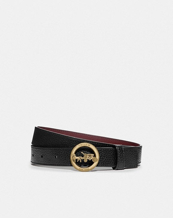 Coach HORSE AND CARRIAGE BELT
