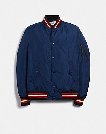 lightweight varsity jacket