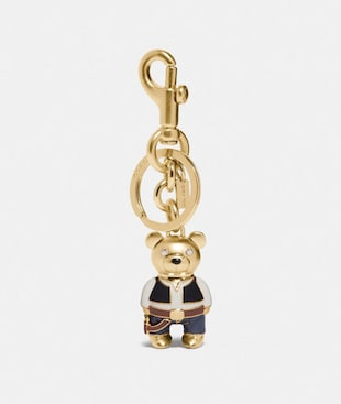 STAR WARS X COACH HAN SOLO BEAR BAG CHARM