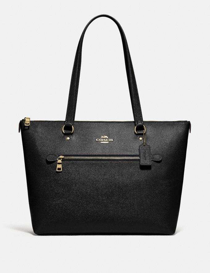Coach Gallery Tote Im/Black Bags Bags Totes