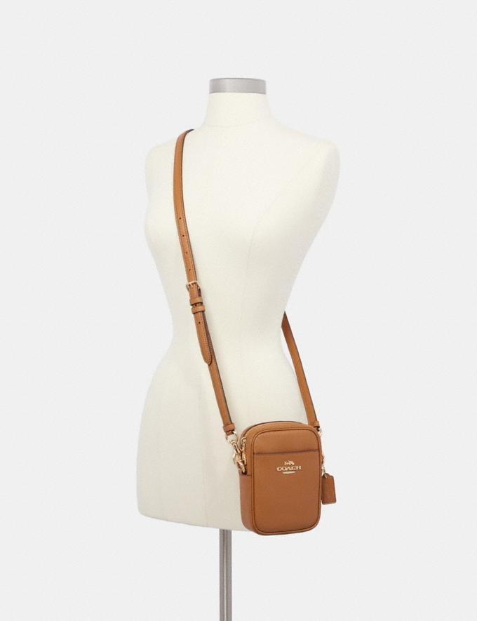 Coach Phoebe Crossbody Sv/Cadet Clearance 75% Off Handbags Alternate View 2