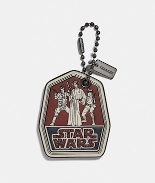 STAR WARS X COACH TRIO HANGTAG