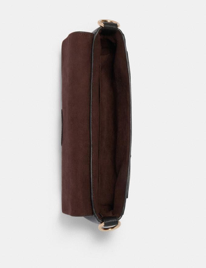 Coach Small Jade Shoulder Bag Im/Black Women Bags Alternate View 1