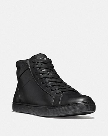 C204 HIGH TOP SNEAKER