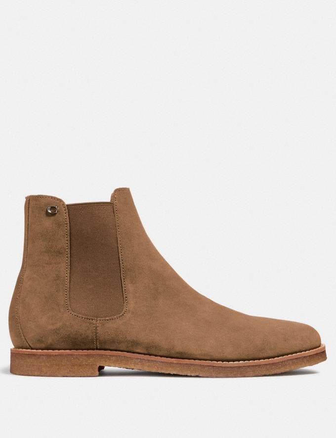 Coach Chelsea Boot Peanut  Alternate View 1