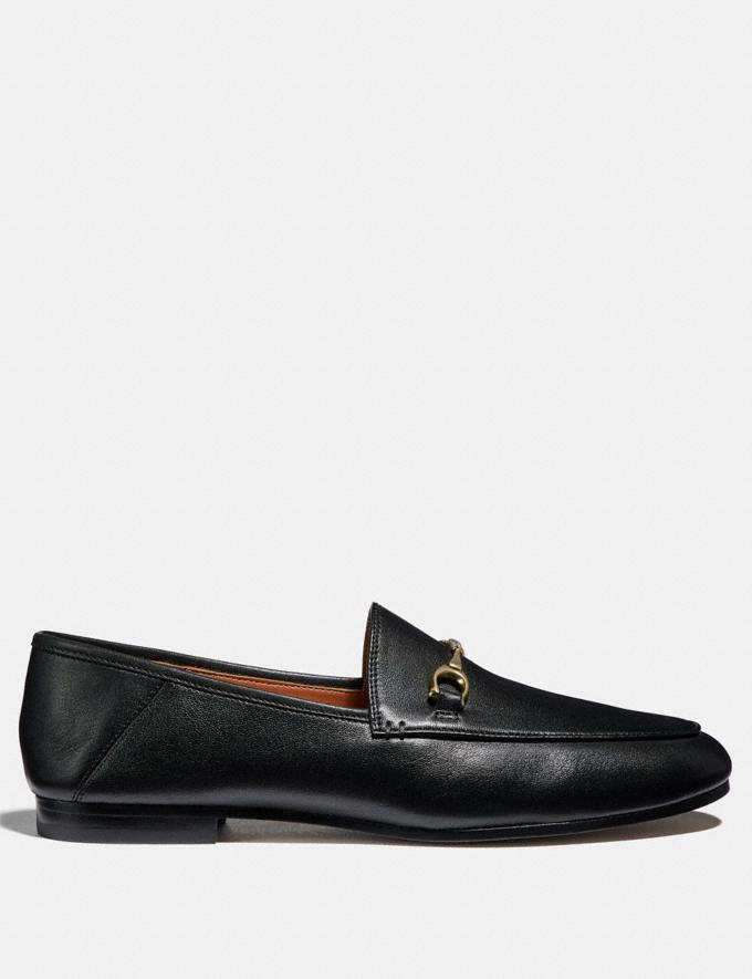 Coach Haley Loafer Black  Alternate View 1