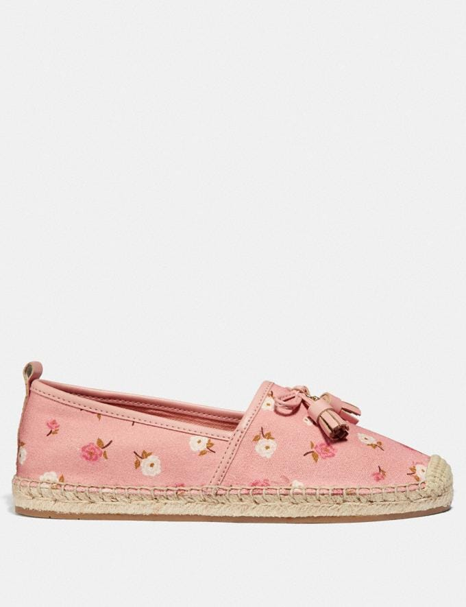 Coach Carson Espadrille Petal Multi  Alternate View 1