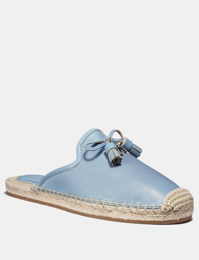 Coach Cassidy Espadrille Pink Ruby