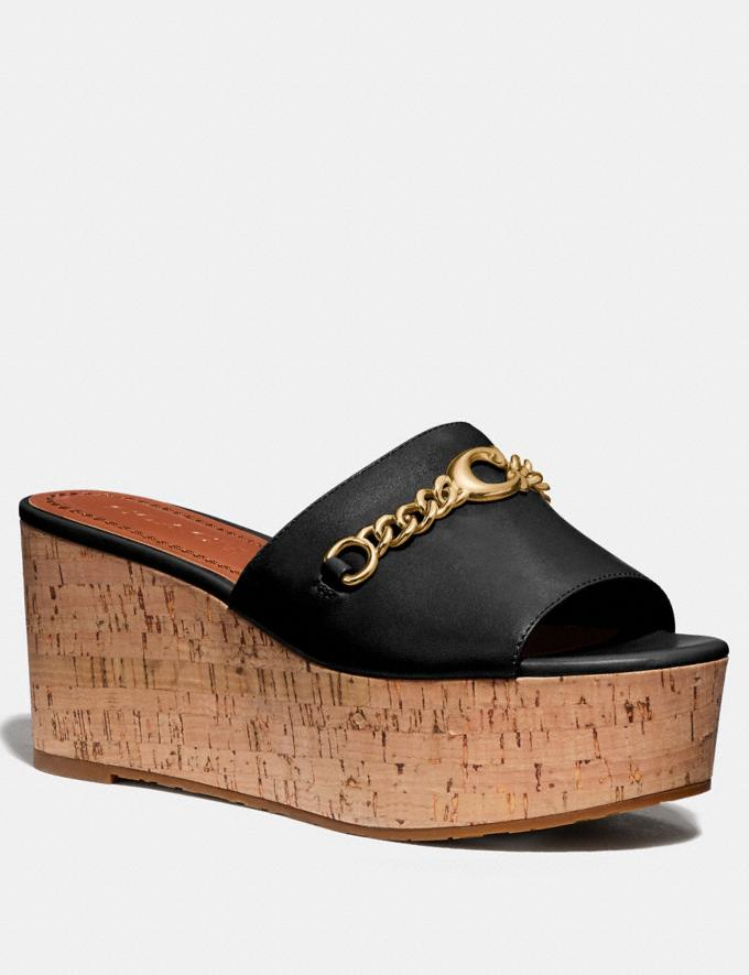 Coach Wendie Wedge Beechwood Friends & Family Sale Women's Shoes