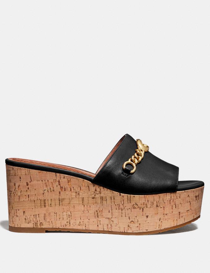 Coach Wendie Wedge Beechwood Friends & Family Sale Women's Shoes Alternate View 1