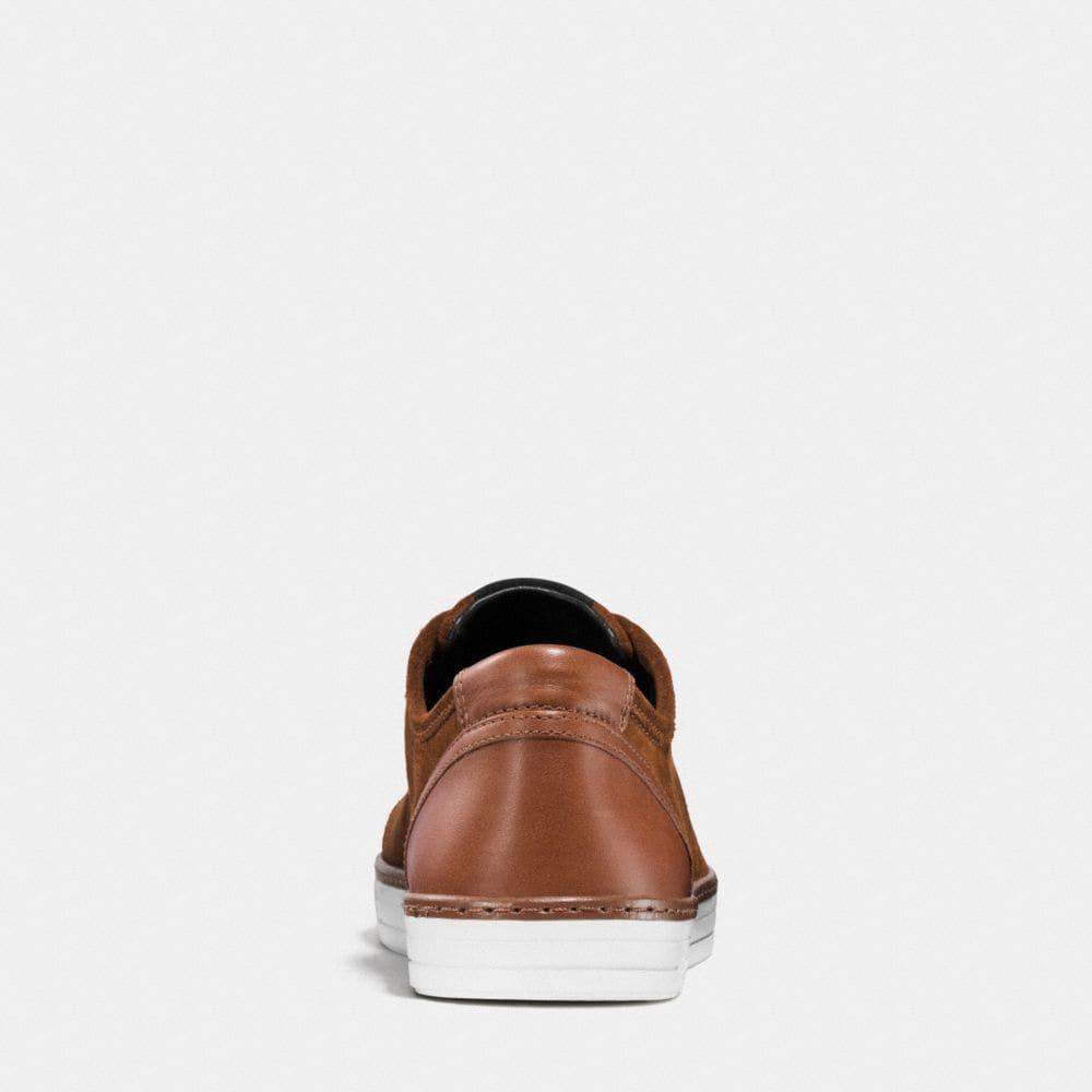 York Lace Sneaker - Alternate View A2