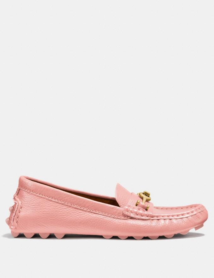 Coach Crosby Driver Canary SALE Women's Sale Shoes Alternate View 1