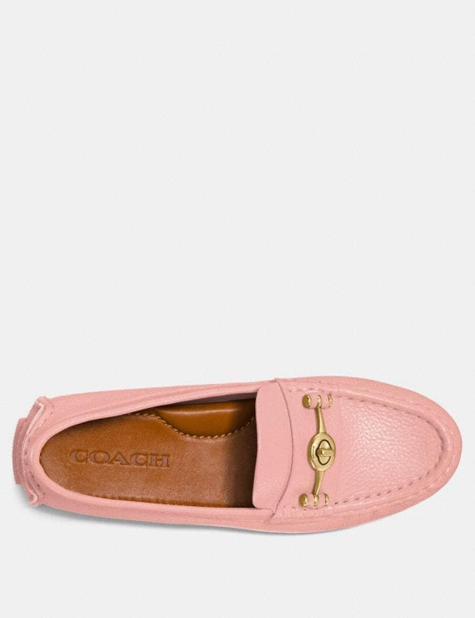 Coach Crosby Driver Canary SALE Women's Sale Shoes Alternate View 2
