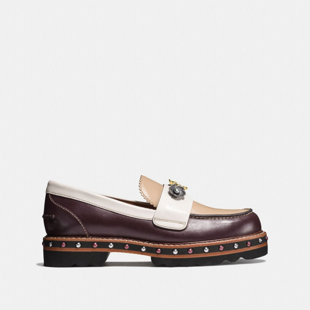 Coach Lenox Loafer Alternate View 1