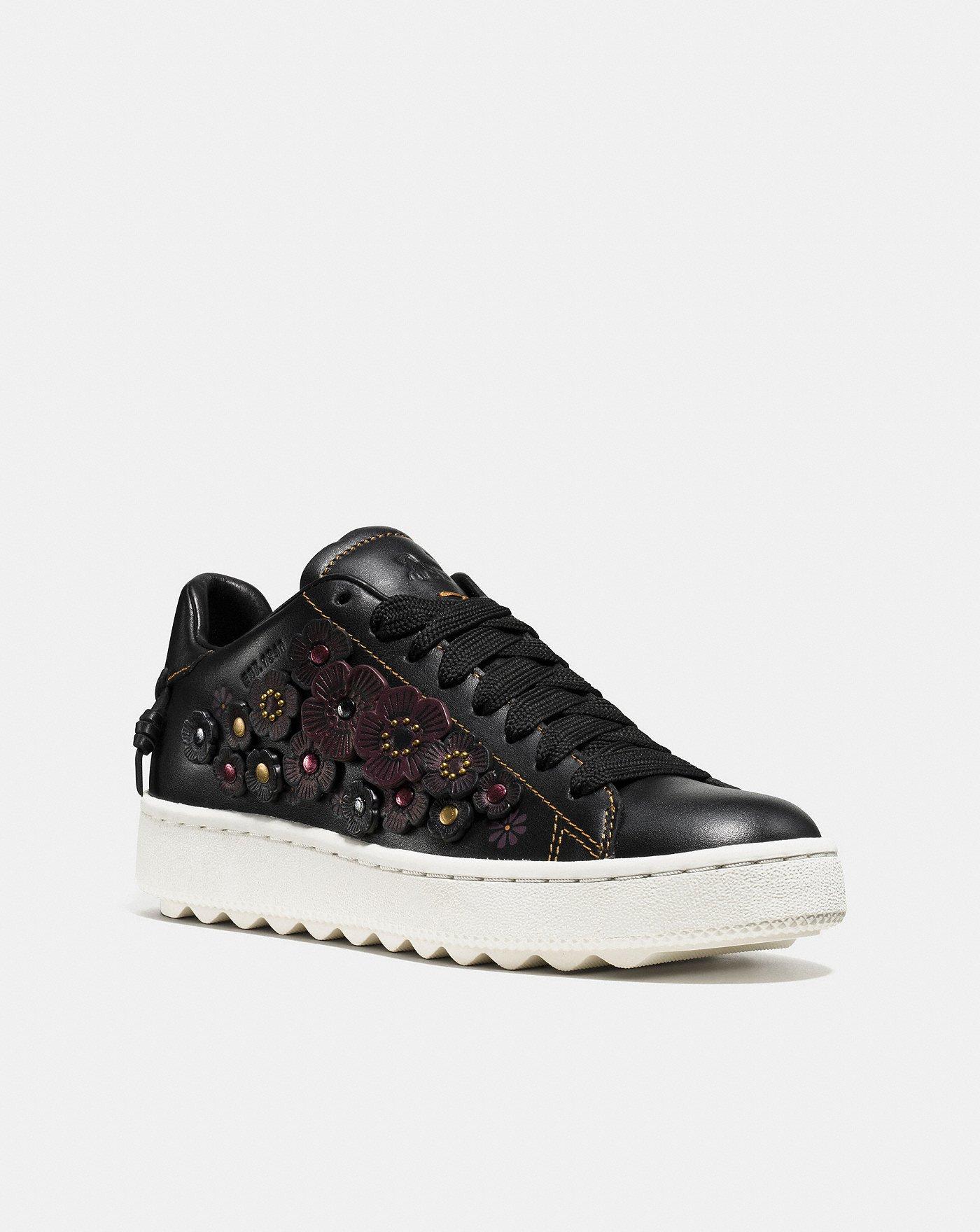 COACH  C101 Low Top Sneaker cf3a26be5