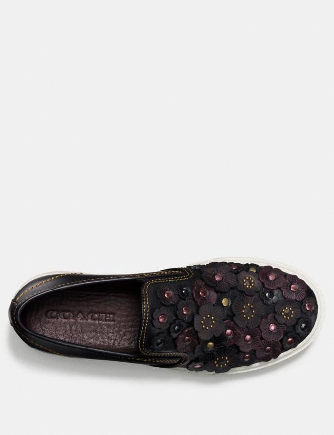 Coach C115 Slip on Black Friends & Family Sale Women's Shoes Alternate View 2