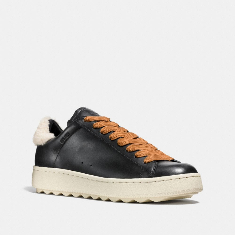 Coach C101 With Shearling