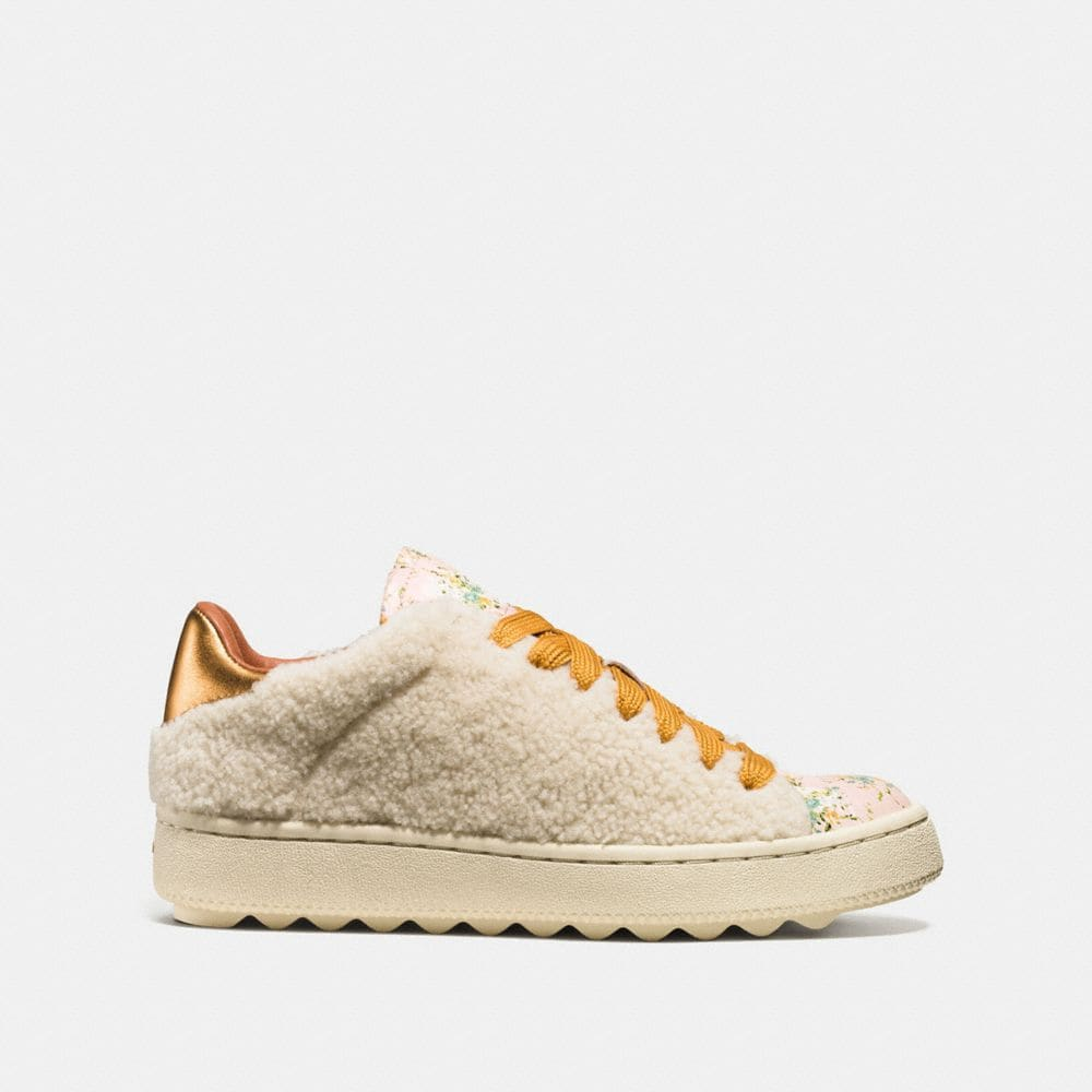 C101 With Allover Shearling - Alternate View A1