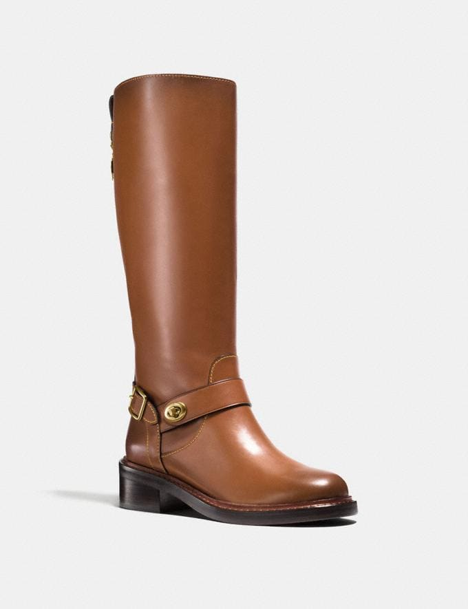 Coach Sutton Boot Saddle Friends & Family Sale Women's Shoes