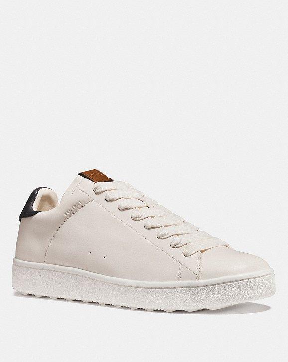 C101 Signature Low Top Sneaker Qh0L2