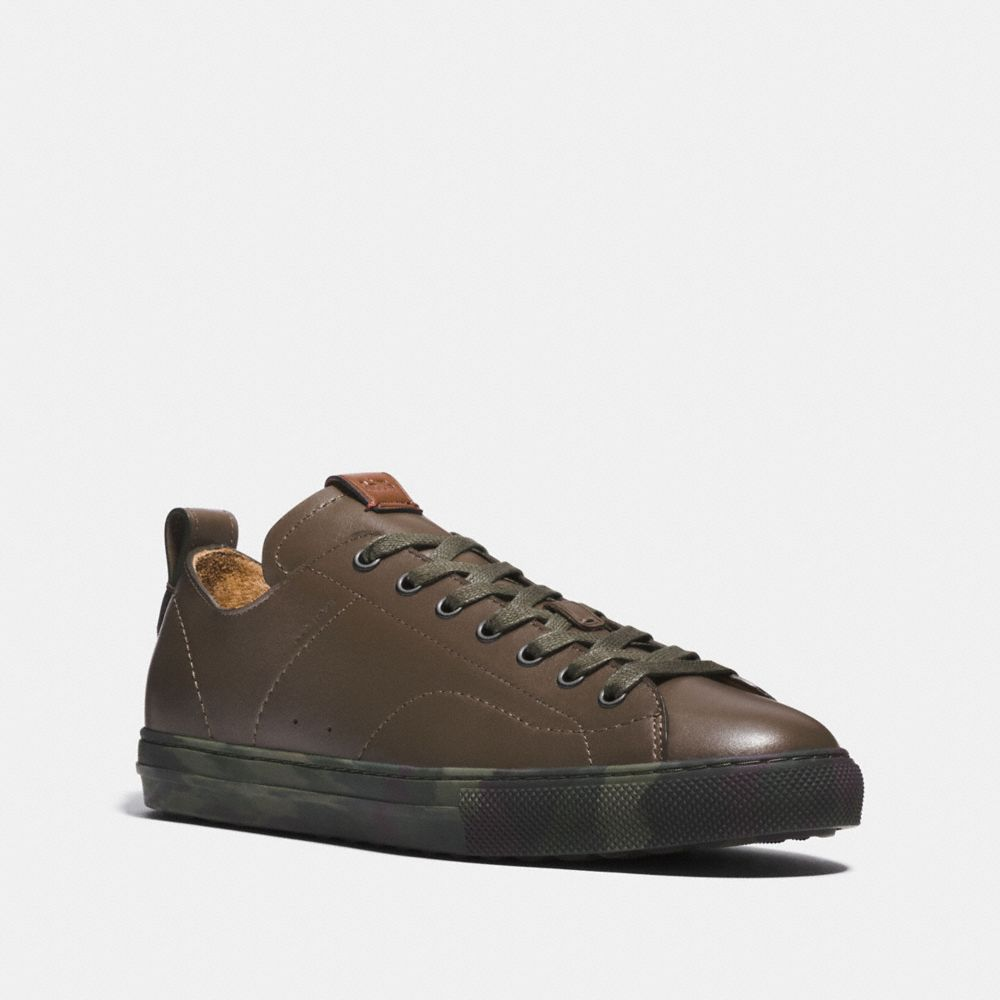 Coach C121 Low Top Sneaker Coach