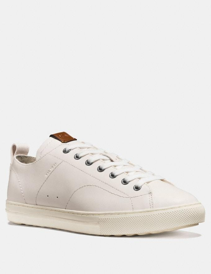 Coach C121 Low Top Sneaker White
