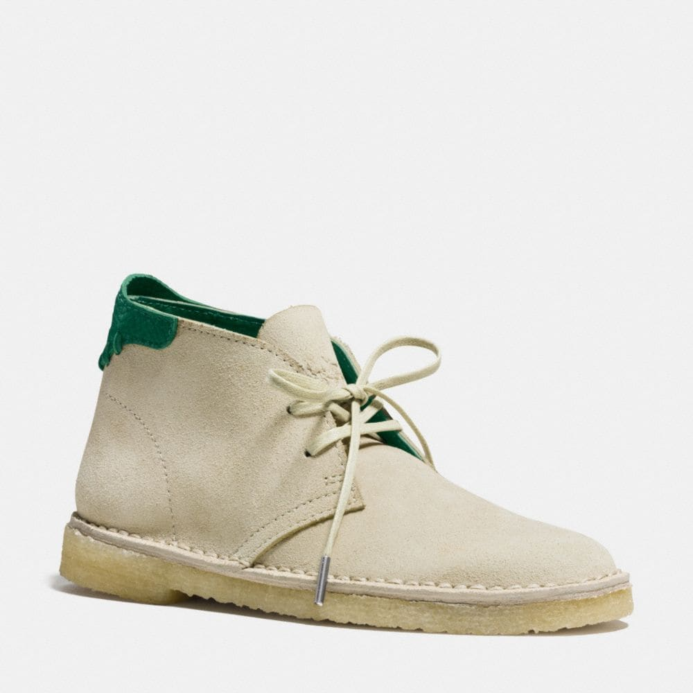 KIDS KINGSTON SUEDE CHUKKA BOOT