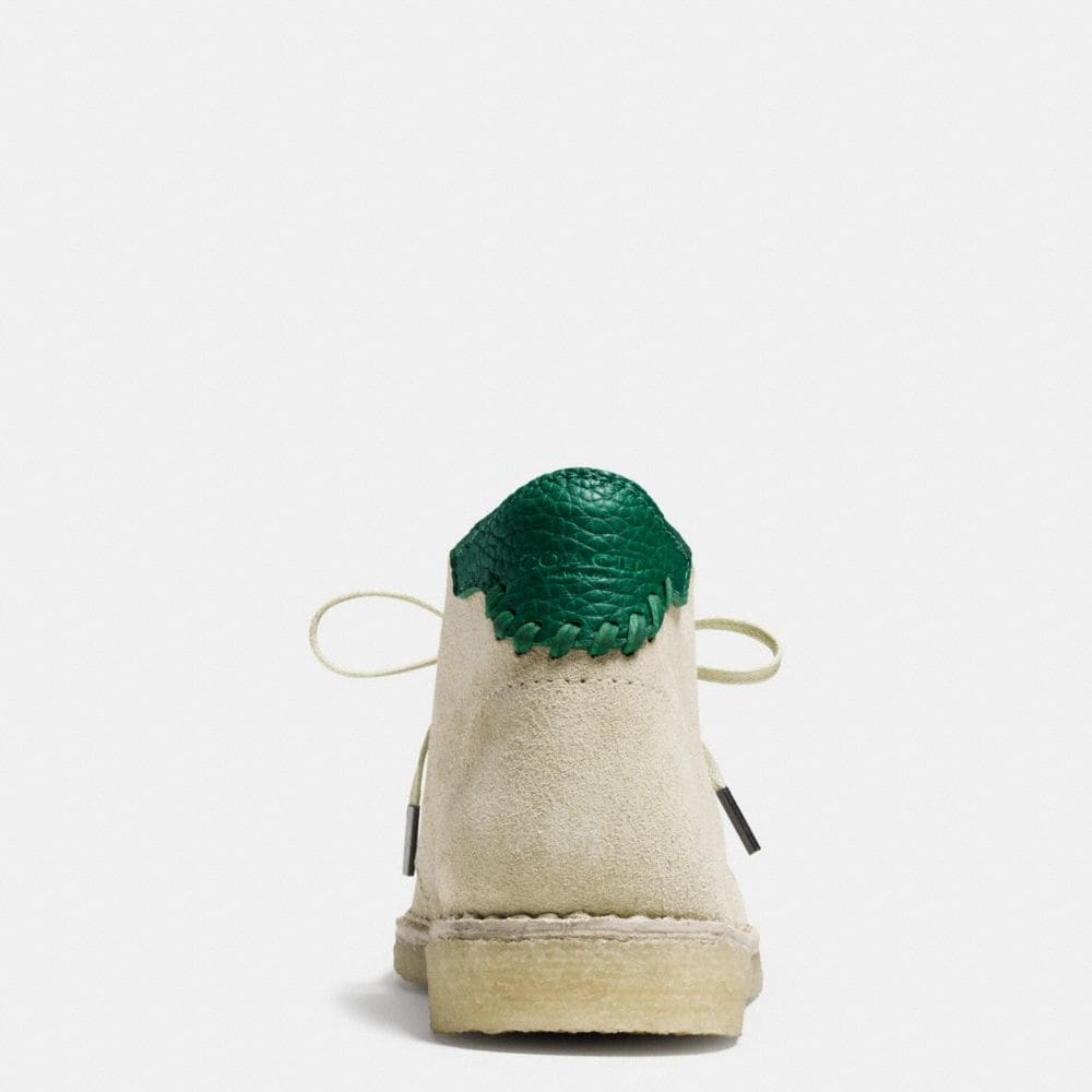 KIDS KINGSTON SUEDE CHUKKA BOOT - Autres affichages A2