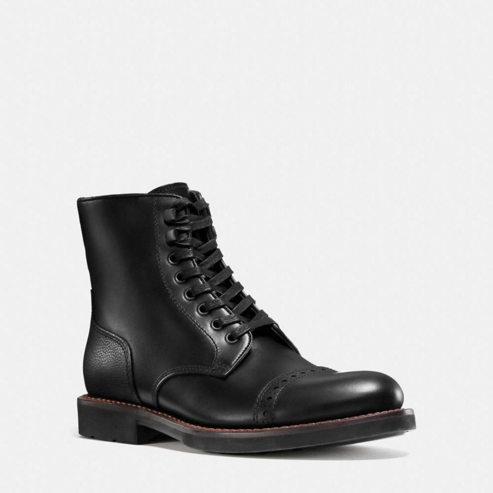 BLEECKER CAP TOE BOOT