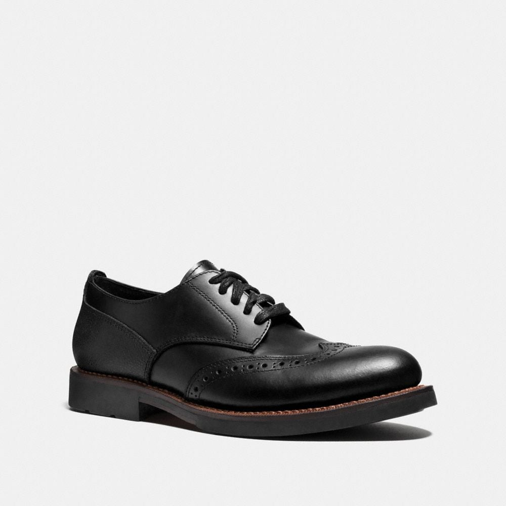 Coach Bleecker Wingtip Derby Shoe