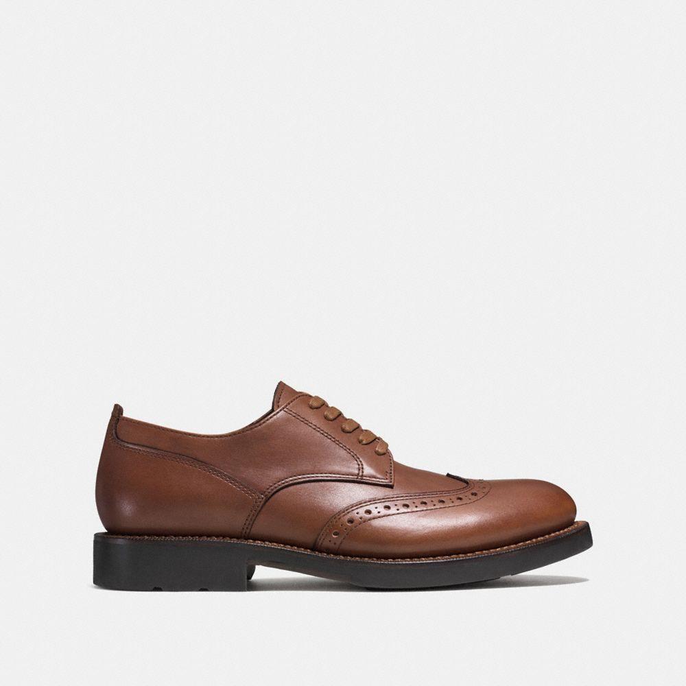 Bleecker Wingtip Derby Shoe - Alternate View A1