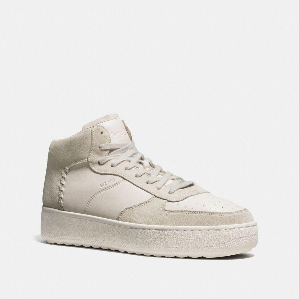 Coach C210 High Top Sneaker