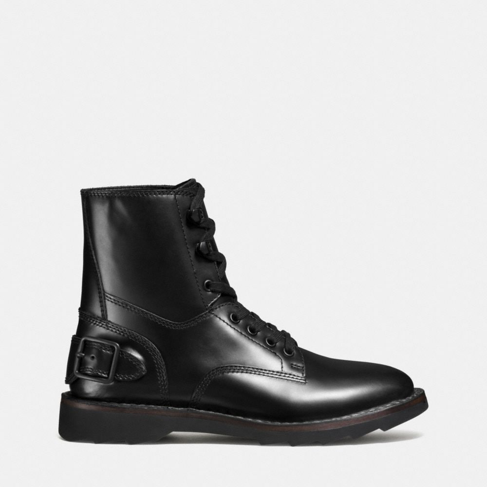 Coach Combat Boot Alternate View 1