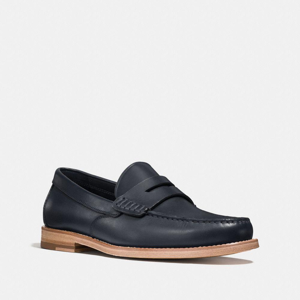 Manhattan Leather Loafer