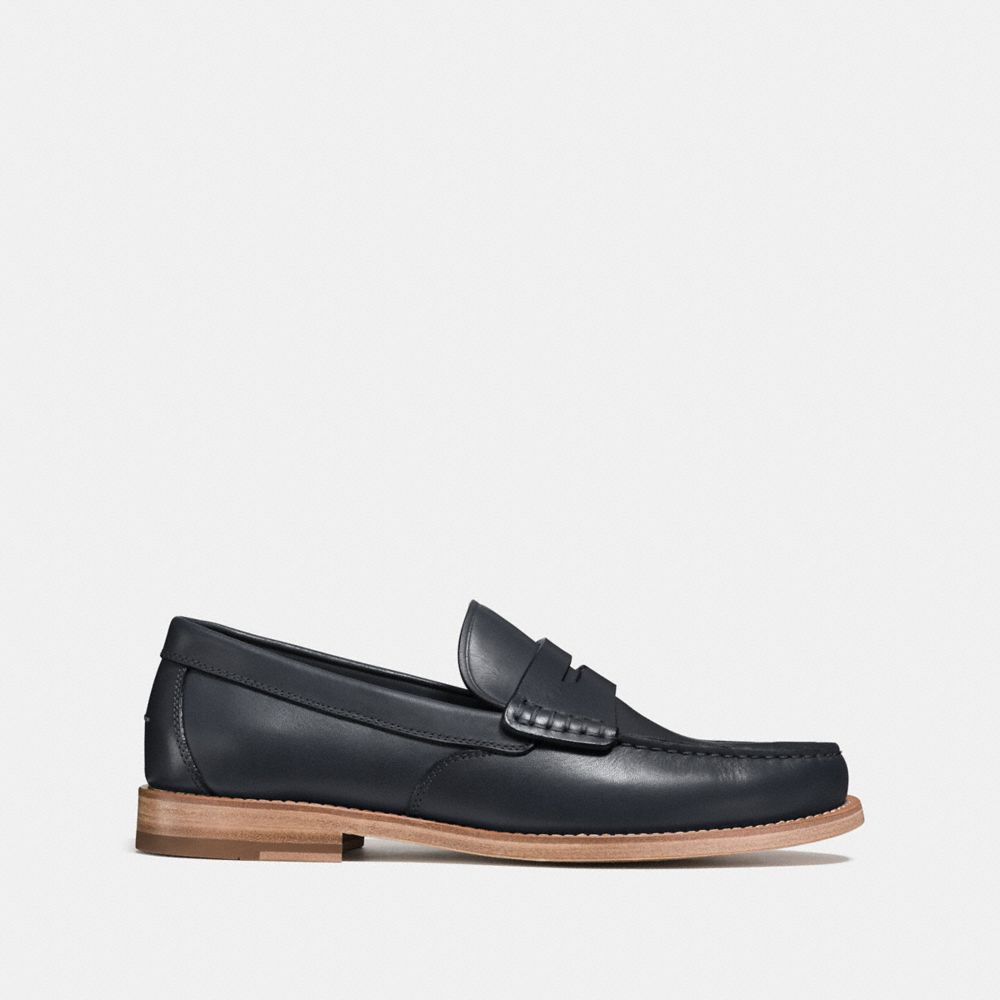Manhattan Leather Loafer - Autres affichages A1