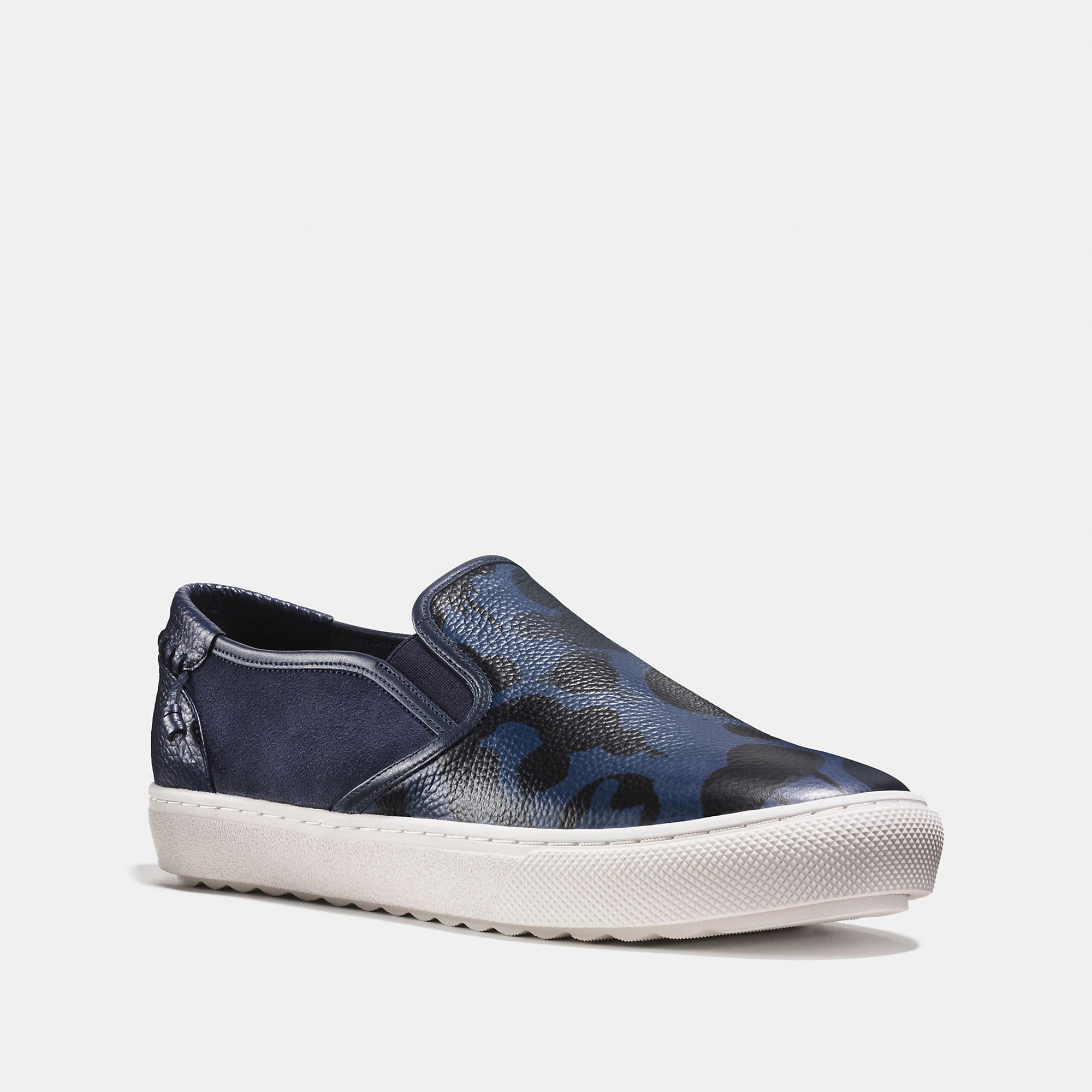 Coach C115 Wild Beast Slip On Sneaker