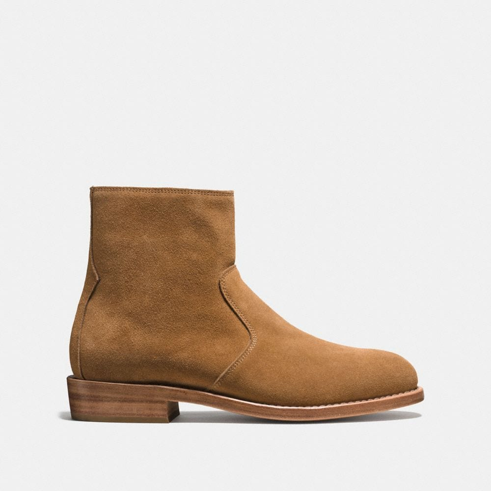West Suede Zip Boot - Autres affichages A1