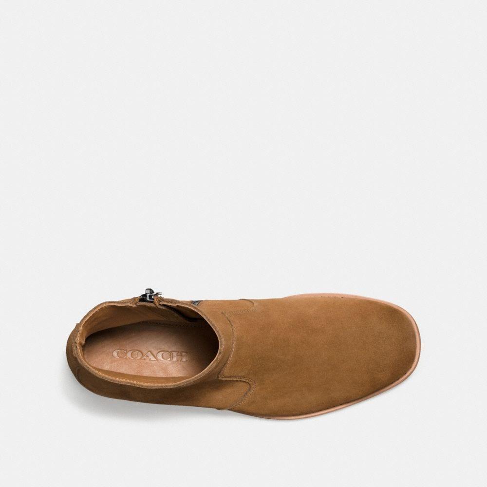 West Suede Zip Boot - Autres affichages A2