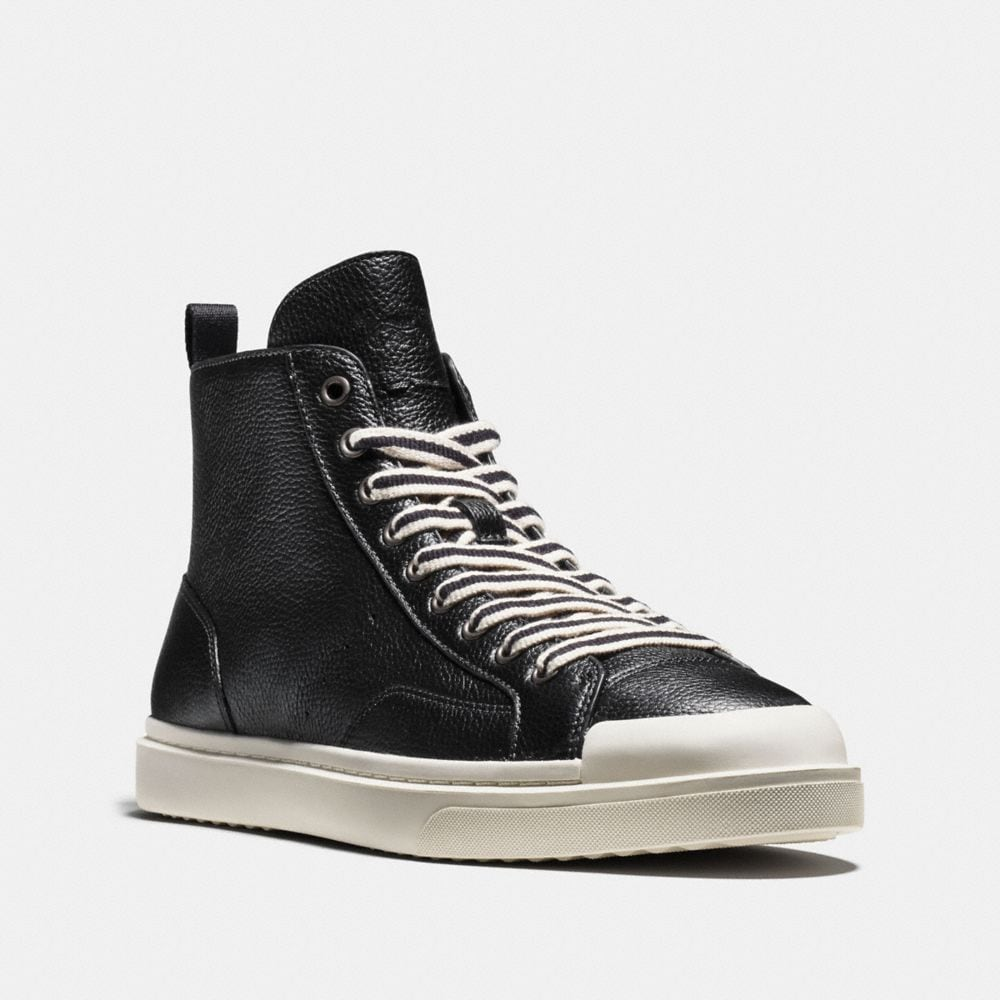 C214 HIGH TOP SNEAKER