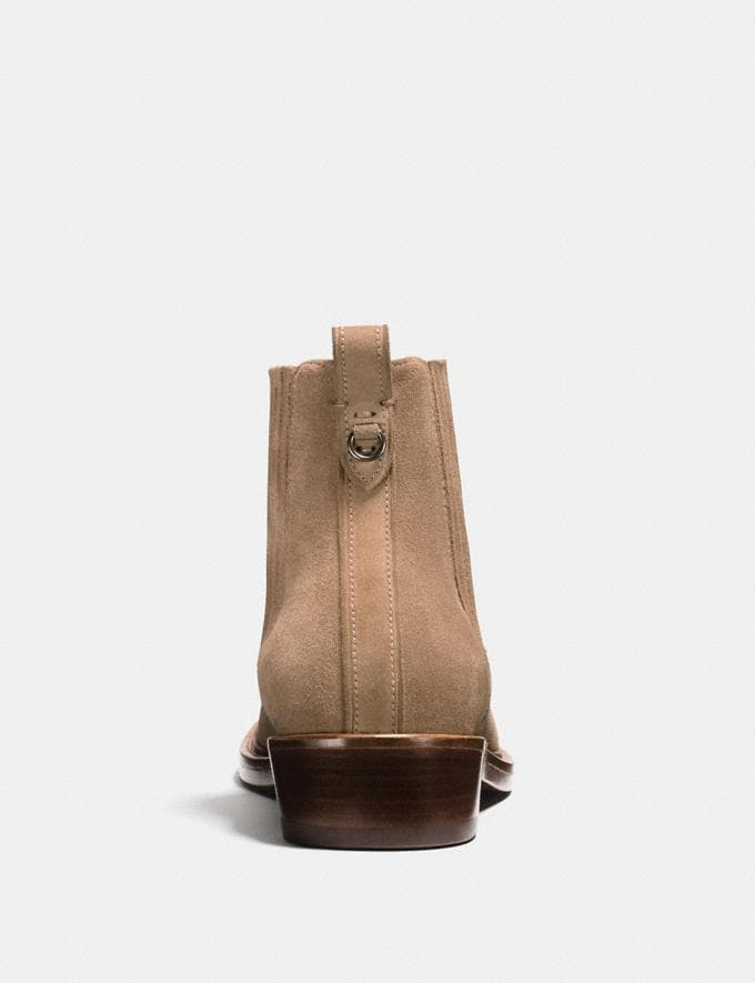 Coach Chelsea Boot Sand Men Shoes Boots Alternate View 2