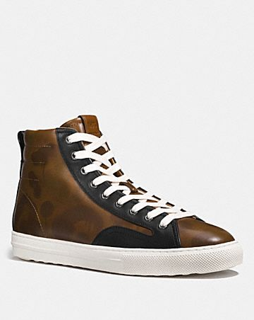 C227 HIGH TOP WITH WILD BEAST