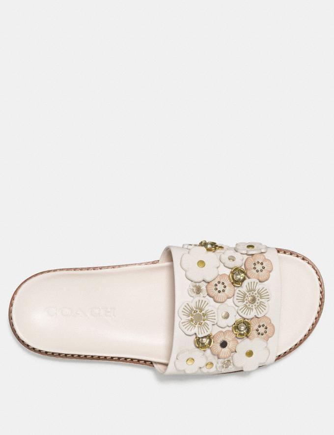 Coach Sport Slide With Tea Rose Chalk Friends & Family Sale Women's Shoes Alternate View 2