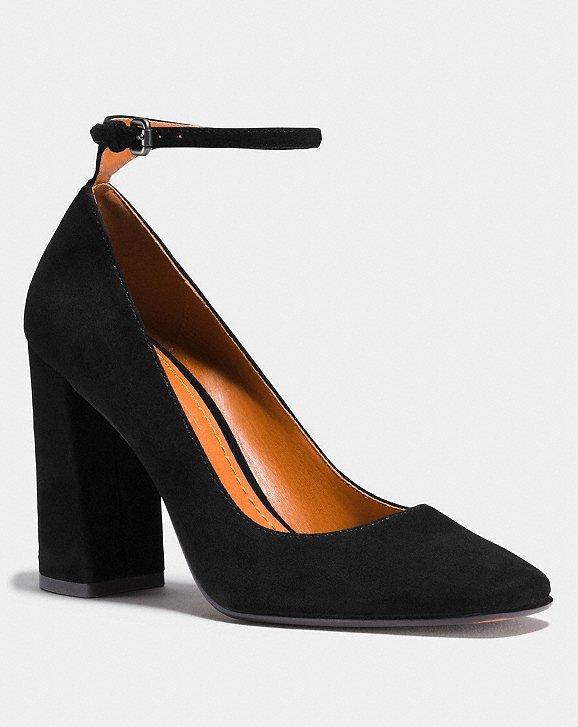 Coach Ankle strap pumps Y0ZZ6CImd