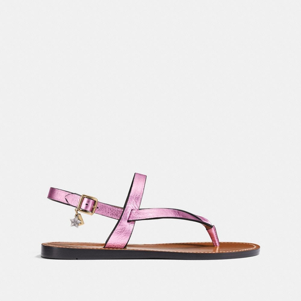 Coach Hudson Sandal Alternate View 1