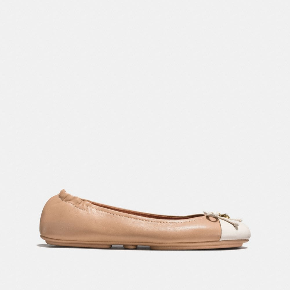 Coach Pearl Foldable Ballet Alternate View 1